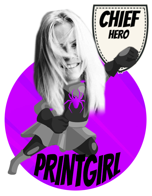 Printgirl - Kirsten Hilgers