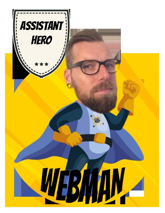 Webman - Oliver Müller