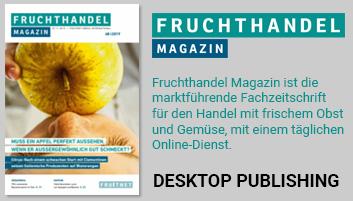 Foto zeigt Informationen über das Fruchthandel Magazin