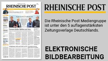 Foto zeigt Informationen über Rheinische Post EBV