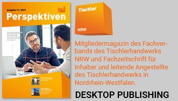 Foto zeigt Informationen über Tischler NRW